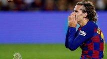 Griezmann bei Barça: Stotterstart und Tauschgerüchte