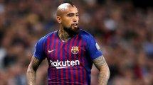 Rüffel für Vidal: Barça-Wechsel ein Missverständnis?
