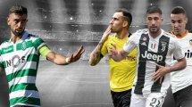 Rodrigo – Alcácer – Can: Bruno Fernándes bringt Domino-Effekt ins Wanken