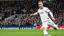 Perfekt: Eriksen wechselt zu Inter | Spurs kaufen Lo Celso