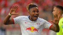 Nkunku: Über Nagelsmann, Neymar & mehr Spaß in der Bundesliga