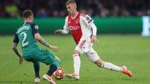 Bestätigt: Bosz-Wunschspieler Sinkgraven nach Leverkusen