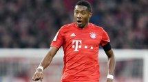 Bayern optimistisch bei Alaba
