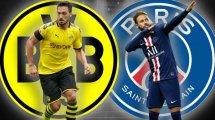 BVB - PSG: So könnten sie spielen