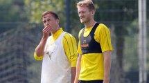 Freigabe für drei BVB-Profis | Trio soll verlängern
