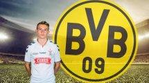 Fix: Dänemark-Talent Kaastrup zum BVB