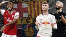 Barça sucht Suárez-Ersatz: Die Kandidaten