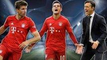 FC Bayern: Drei Fragen vor dem Piräus-Spiel