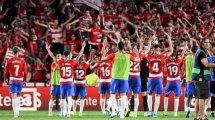 Plötzlich Tabellenführer: Wie sich Granada an die Spitze spielte