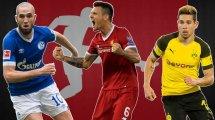 Rückpass: 18 Transfer-News aus der Bundesliga