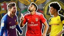 Top10 | Die besten Vorlagengeber Europas