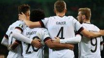 Deutschland – Weißrussland 4:0 | Die DFB-Spieler in der Einzelkritik
