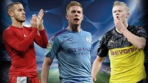 Champions League: Die FT-Topelf der Achtelfinal-Hinspiele
