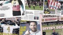Haaland treffsicherer als Barça   Atalanta-Spieler im Paradies
