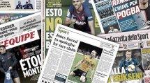 Braithwaite sorgt für Wirbel | Eriksen macht Inter froh