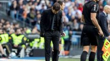Atlético: Drei Abgänge für den Super-Gau?