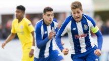 SGE: Porto-Youngster statt Hinteregger?