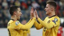 Wegen Bruder Thorgan: Hazard schlug Bayern-Wechsel aus