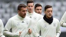 Hertha: Klinsmann hatte Pläne mit Özil & Podolski