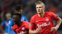Salzburg-Sportdirektor deutet Haaland-Wechsel an | Minamino-Gespräche bestätigt