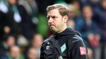 Abstiegsfall: Werder bereitet sich vor