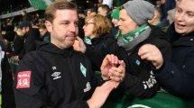 Werder-Profis kämpfen für Kohfeldt