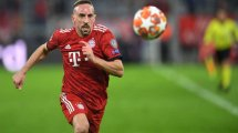 Überraschung: Ribéry nach England?