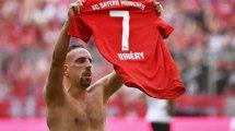 Nächster Frühling: Ribéry denkt an Topklub
