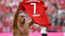 Medien: Klopp denkt an Ribéry