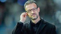 Eintracht rechnete mit Bayern-Anruf