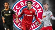 """""""Keine drei Topspieler in einem Jahr"""" – für wen entscheiden sich die Bayern?"""