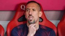 Statt Robben: Ribéry zu van Bommel?