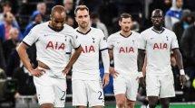 Tottenham: Drei Ladenhüter wollen bleiben