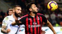 Medien: Schalke in Kontakt zu Calhanoglu