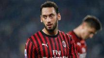 Calhanoglu bringt sich für Bundesliga-Rückkehr in Position