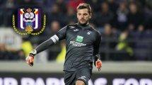 Schalke-Anfrage für Anderlecht-Keeper Van Crombrugge