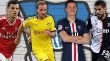 Transfer-Offensive: Diese Stars werden bei der Hertha gehandelt