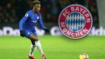 Hudson-Odoi: Lampard spuckt den Bayern in die Suppe