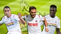 Transferzeugnis: Licht und Schatten beim 1. FC Köln