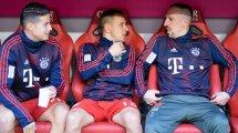 Letzter Spieltag: Sechs Bayern vor dem Abschied?