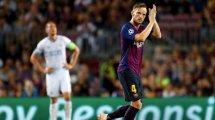 Auf dem Präsentierteller: Rakitic nimmt Kontakt zu Atlético auf