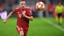 Frankfurt fragt bei Ribéry an