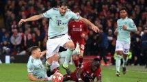 Remis in Liverpool: Die Bayern in der Einzelkritik