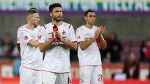 Abstiegsklauseln: Köln droht die Spielerflucht