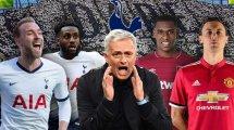 Tottenham-Transfers: Mourinho auf Schnäppchenjagd