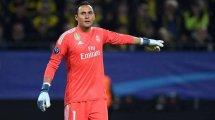 Buffon-Ersatz: PSG will Navas – Frankfurt freut's