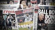 Mourinhos Hilfe von der Seitenlinie | Zlatan nennt seinen Preis