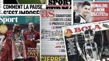 Corona sorgt für Ungewissheit   Ronaldos Appell