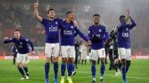 Rodgers bei Leicester: Fuchsjagd auf Liverpool und ManCity