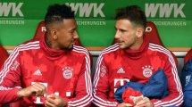 Prügel-Eklat im Bayern-Training